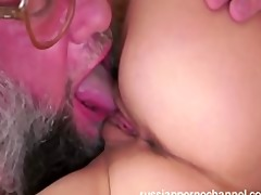 sexy russian playgirl screwed by hard wang