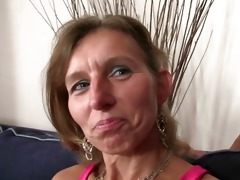 daughter watches hubby fuck her old mama