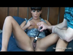 scarlett march hands on orgasms