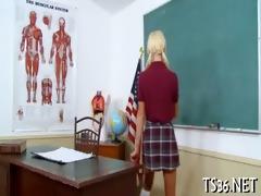 furtive school pleasures